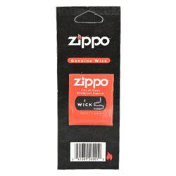 Knoty do zapalovače Zippo Wick-Originální Zippo knoty do benzínových zapalovačů. Balení obsahuje knot o délce 100mm, jehož délku si upravíte dle potřeby.