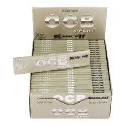 Cigaretové papírky OCB X-Pert Slim Fit(02700)