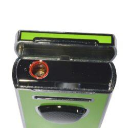 Doutníkový zapalovač Lamborghini Pergusa, zelený(91016)