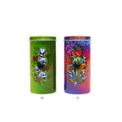 Kapesní vodní dýmka barevná(30858)
