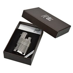 Doutníkový zapalovač Winjet Mega, šedý(221140)