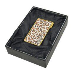 Zapalovač Eurojet Animal, zlatý(251005)