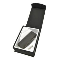 USB zapalovač Hadson Allegro Arc, el. oblouk, gunmetal(10412)