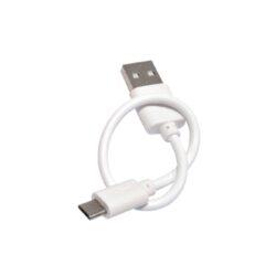 Domácnostní USB zapalovač Wildfire, černý(11532)