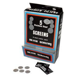 Sítko do šlukovky 15mm, nerez, 5ks-Nerezová ocelová sítka do šlukovky. Průměr sítka 15mm. Balení obsahuje 5 ks sítek.