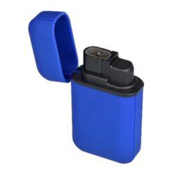 Tryskový zapalovač Eurojet Rubber Colored-Tryskový zapalovač. Zapalovač je plnitelný. Výška 6,5 cm. Cena je uvedena za 1 ks. Před odesláním objednávky uveďte číslo barevného provedení do poznámky.