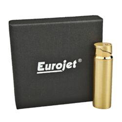 Tryskový zapalovač Eurojet Lift, zlatý(250035X)
