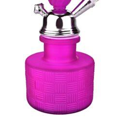Vodní dýmka Calista 28cm, fialová(30422)