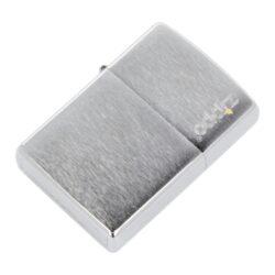 Zapalovač Zippo Logo, broušený(Z 144070)