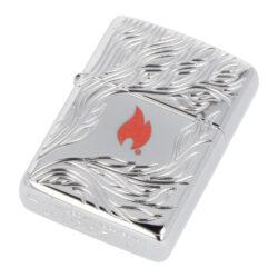 Zapalovač Zippo Flame Design, lesklý(Z 151475)