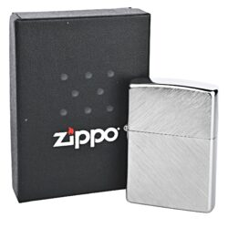 Zapalovač Zippo Herringbone, broušený(Z 163560)