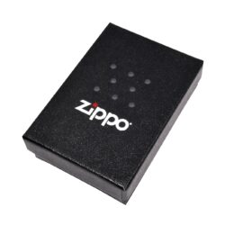 Zapalovač Zippo Black Ice Logo, lesklý(Z 171480)