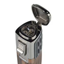Doutníkový zapalovač Eurojet Nova brown(256122)
